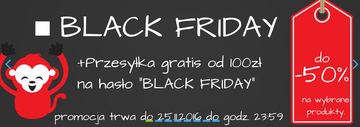 Black Friday Ministore: do 50% zniżki na produkty dla dzieci