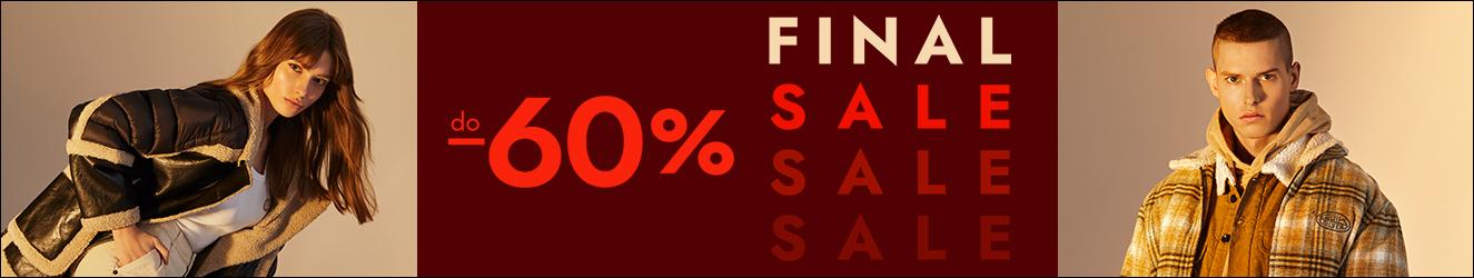 Modivo: wyprzedaż do 60% zniżki odzież, obuwie oraz akcesoria znanych marek - ostatnie dni