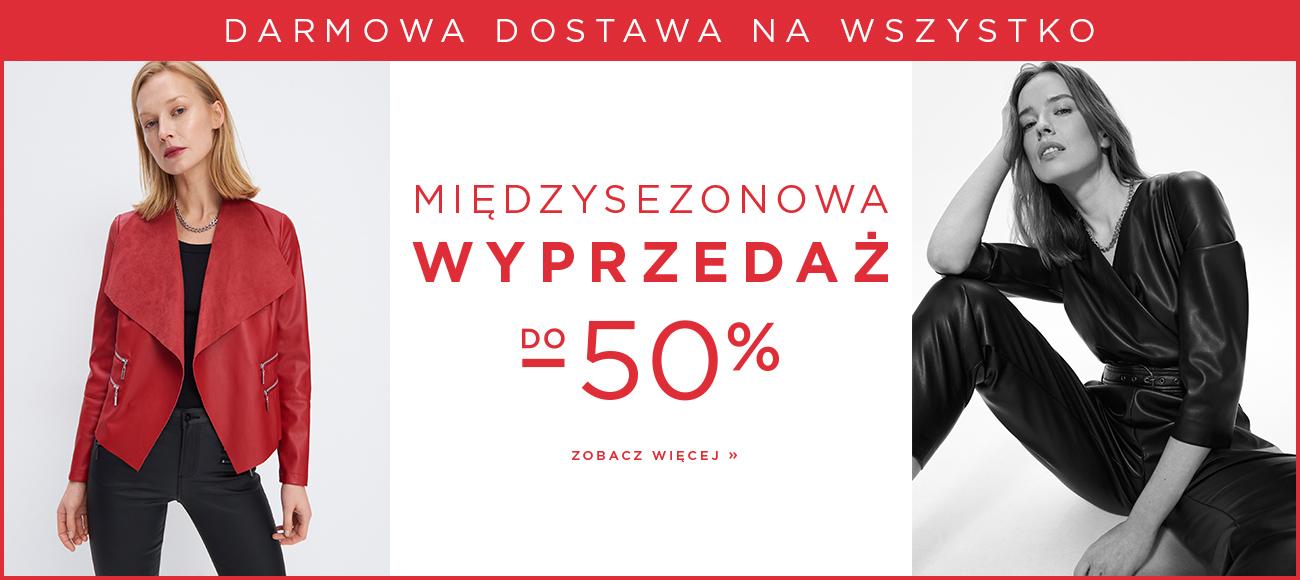 Mohito: wyprzedaż do 50% rabatu na odzież damską