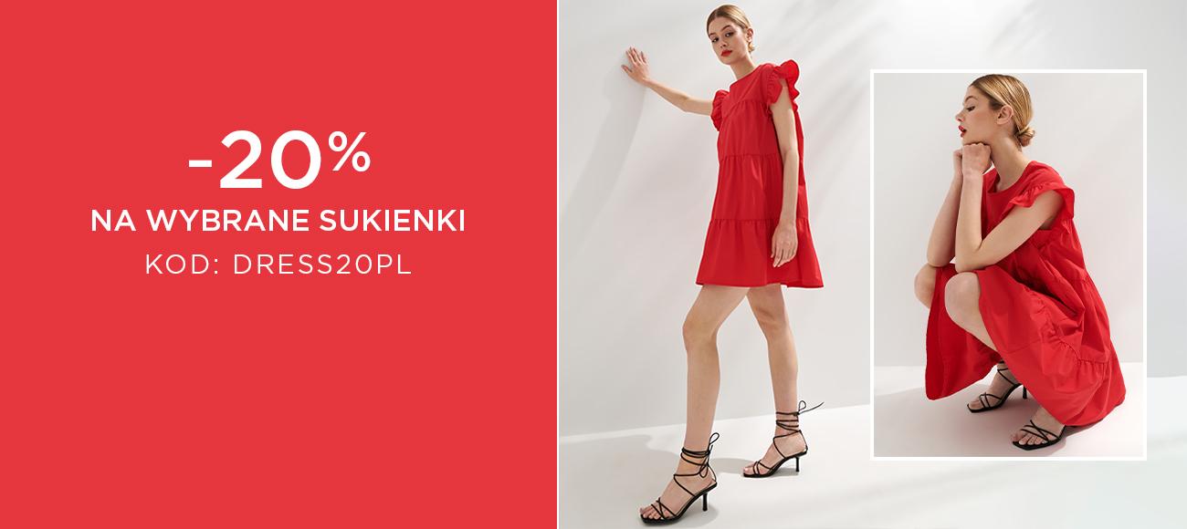 Mohito: 20% rabatu na wybrane sukienki