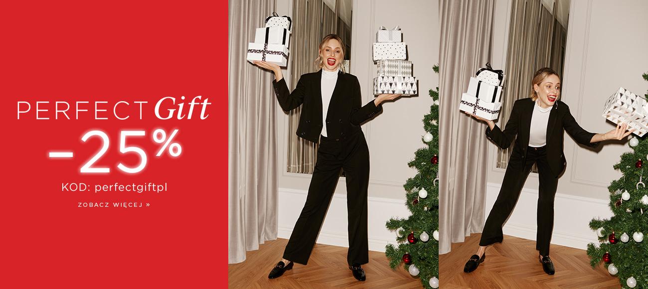 Mohito: Perfect Gift 25% rabatu na idealne prezenty na Święta