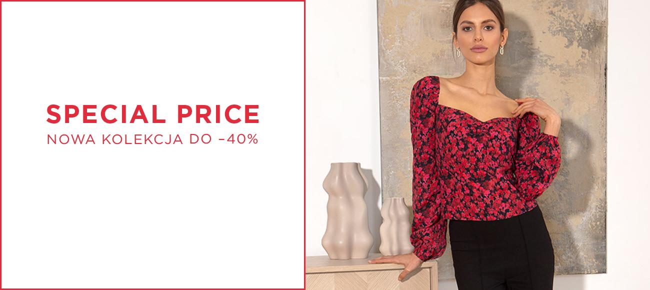 Mohito: do 40% rabatu na odzież damską z nowej kolekcji - Special Prices