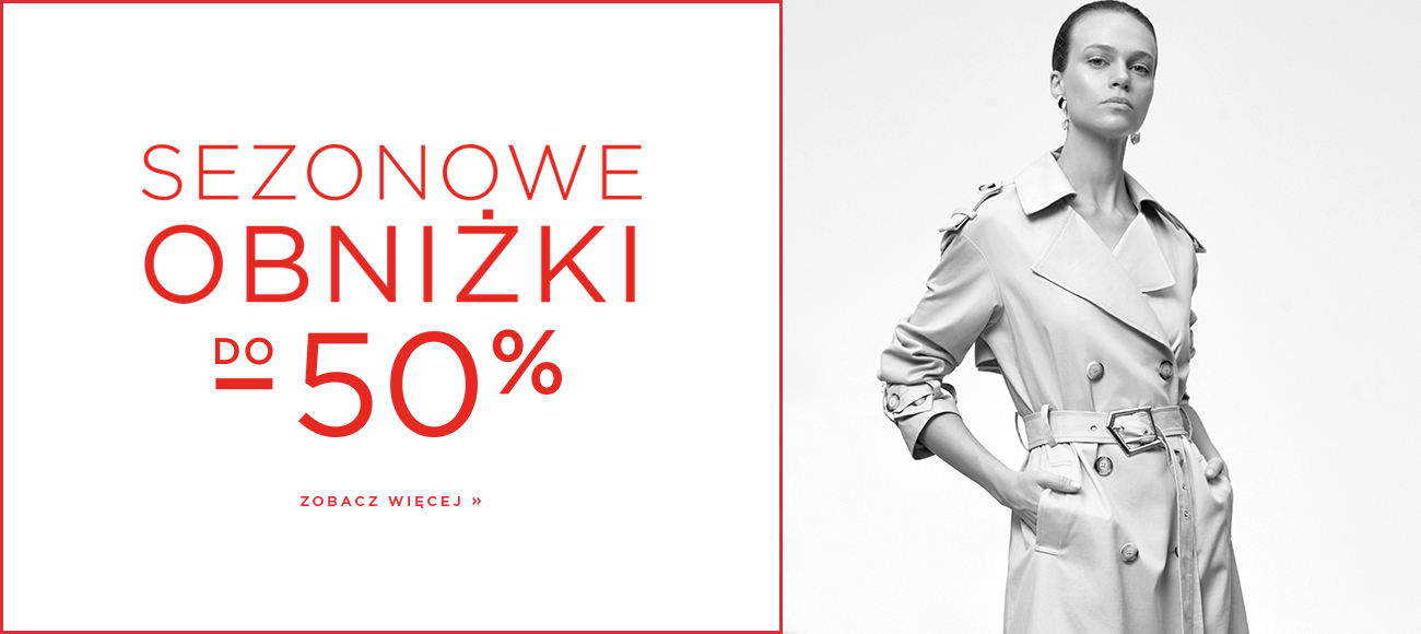 Mohito: do 50% zniżki na odzież damską