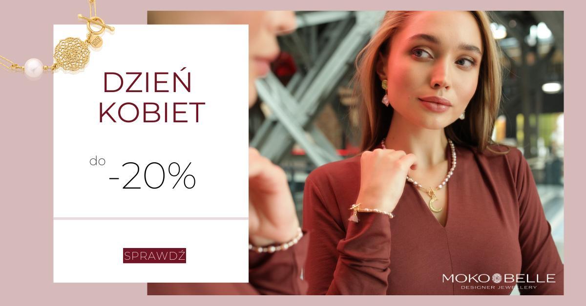 Mokobelle: promocja do 20% rabatu na odzież damską