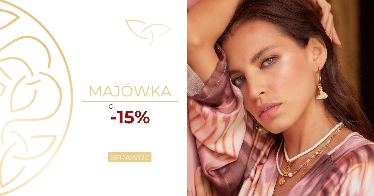 Mokobelle: 15% zniżki na biżuterię na majówkę