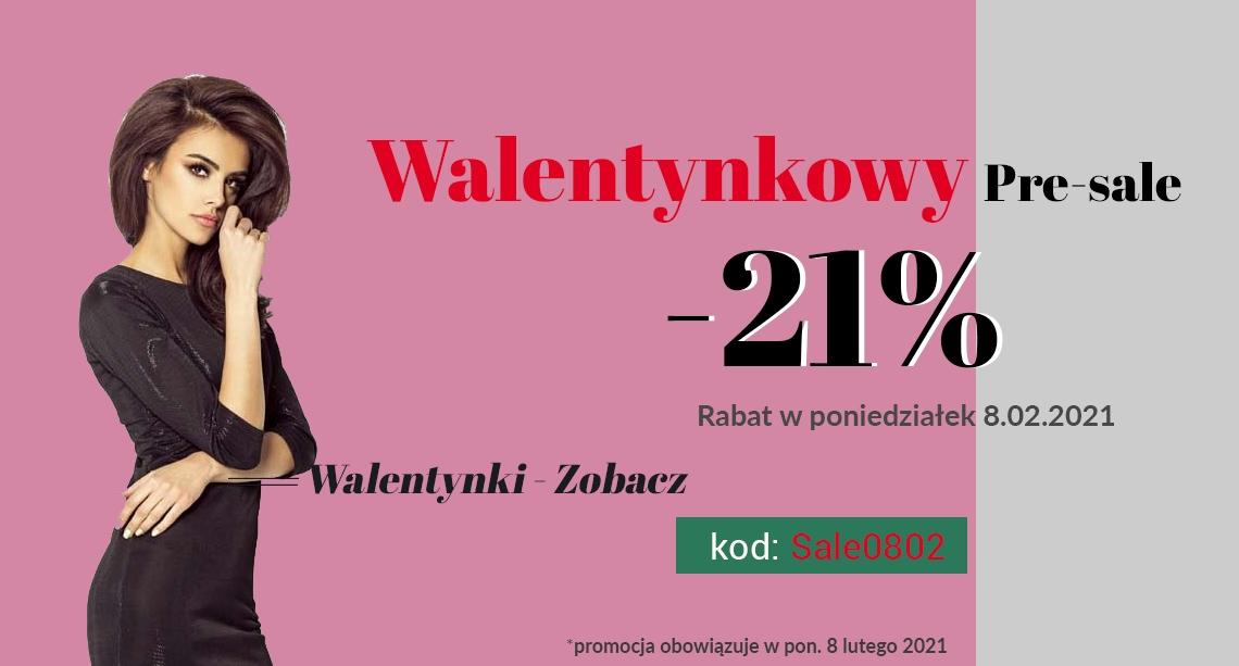 Molly: 21% rabatu na odzież damską