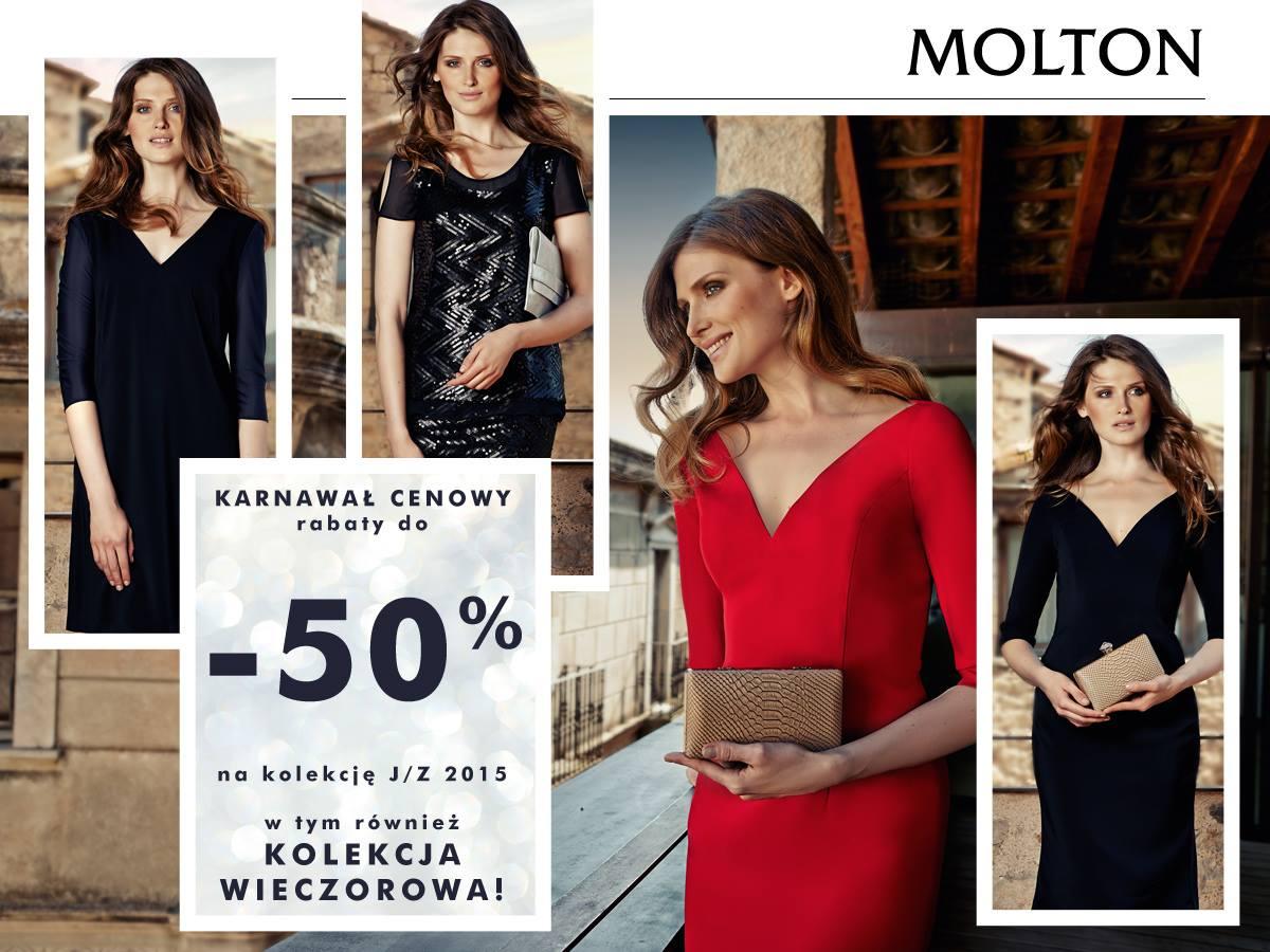 Molton: rabaty do 50%                         title=