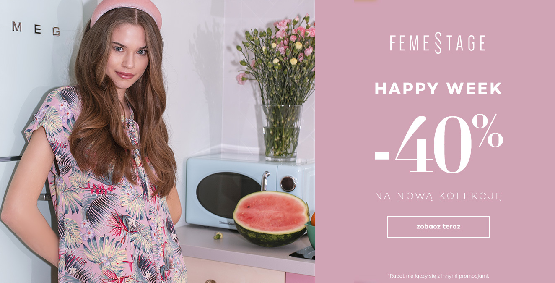 Monnari: 40% rabatu na odzież damską Femestage - Happy Week