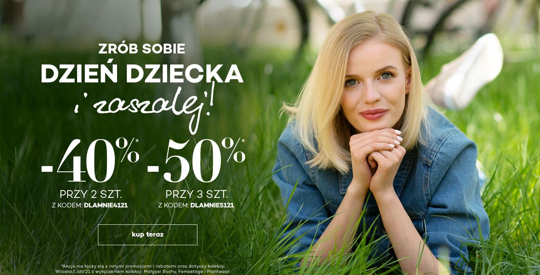 Monnari Monnari: 50% zniżki na odzież damską przy zakupie 3 szt.