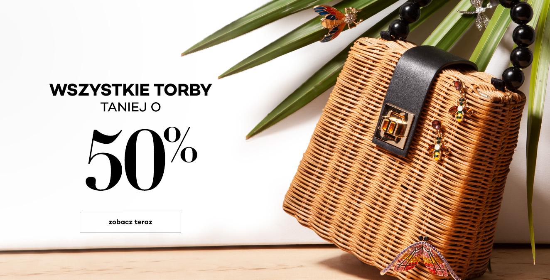 Monnari: 50% rabatu na wszystkie torby