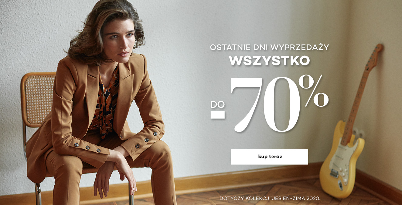 Monnari: wyprzedaż do 70% zniżki na odzież damską z kolekcji jesień-zima 2020