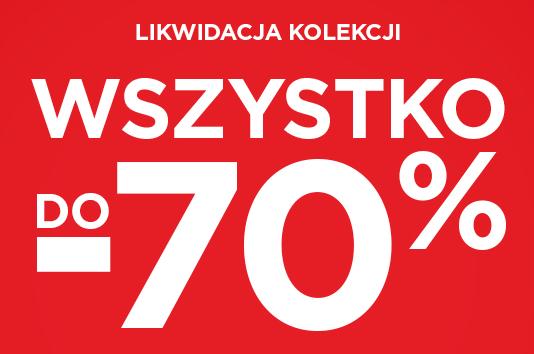fe1fedaba23f9 Monnari: wyprzedaż do 70% zniżki na odzież, obuwie, torebki, portfele i  akcesoria