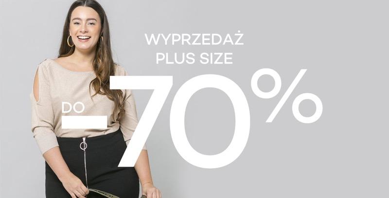 Monnari: wyprzedaż do 70% rabatu na odzież damską plus size