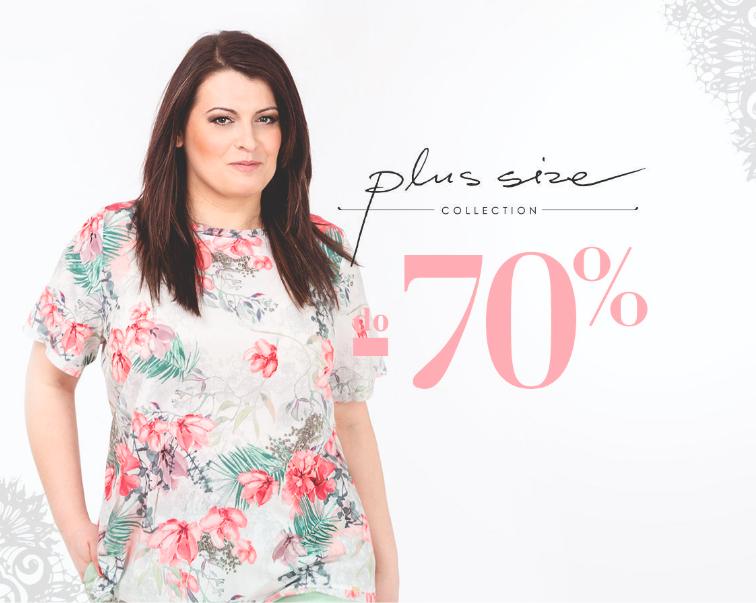 Monnari: wyprzedaż do 70% zniżki na kolekcję Plus Size