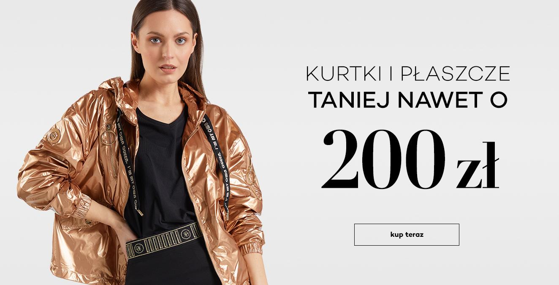 Monnari: 200 zł rabatu na kurtki i płaszcze damskie