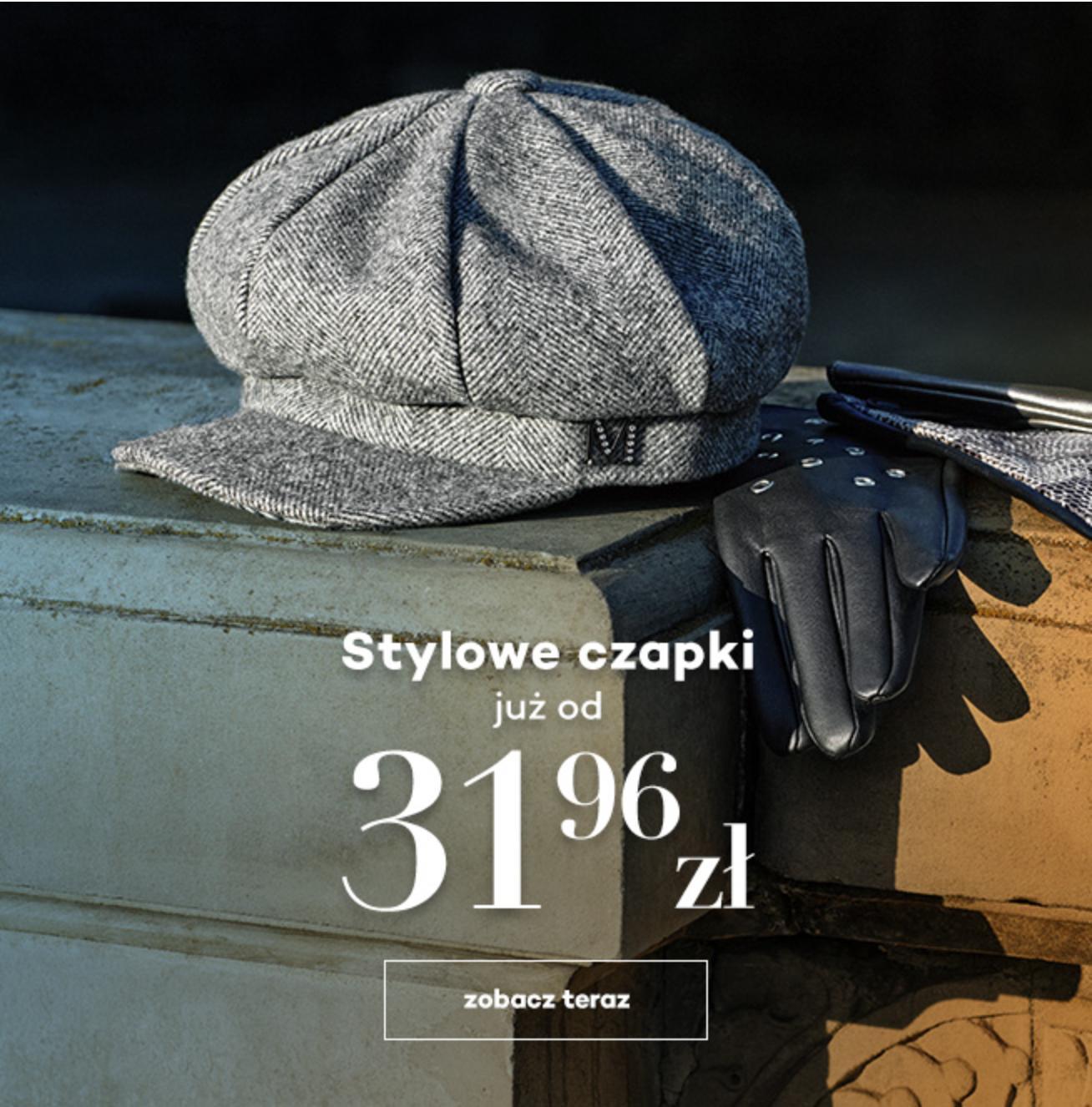 Monnari Monnari: stylowe czapki już od 31,96 zł
