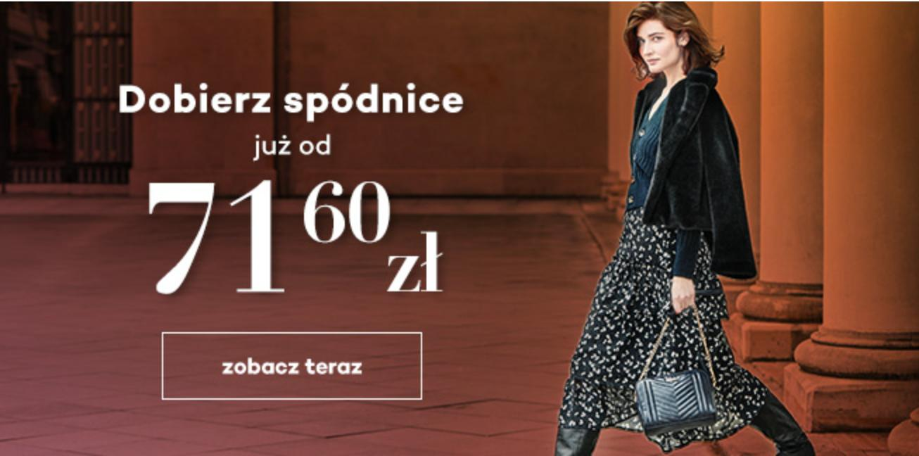 Monnari: spódnice damskie już od 71,60 zł