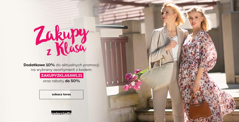 Monnari: dodatkowe 10% rabatu na odzież damską przecenioną oraz rabaty do 50%