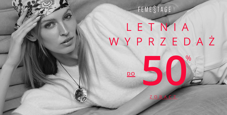 Monnari: wyprzedaż do 50% rabatu na odzież damską marki Femestage