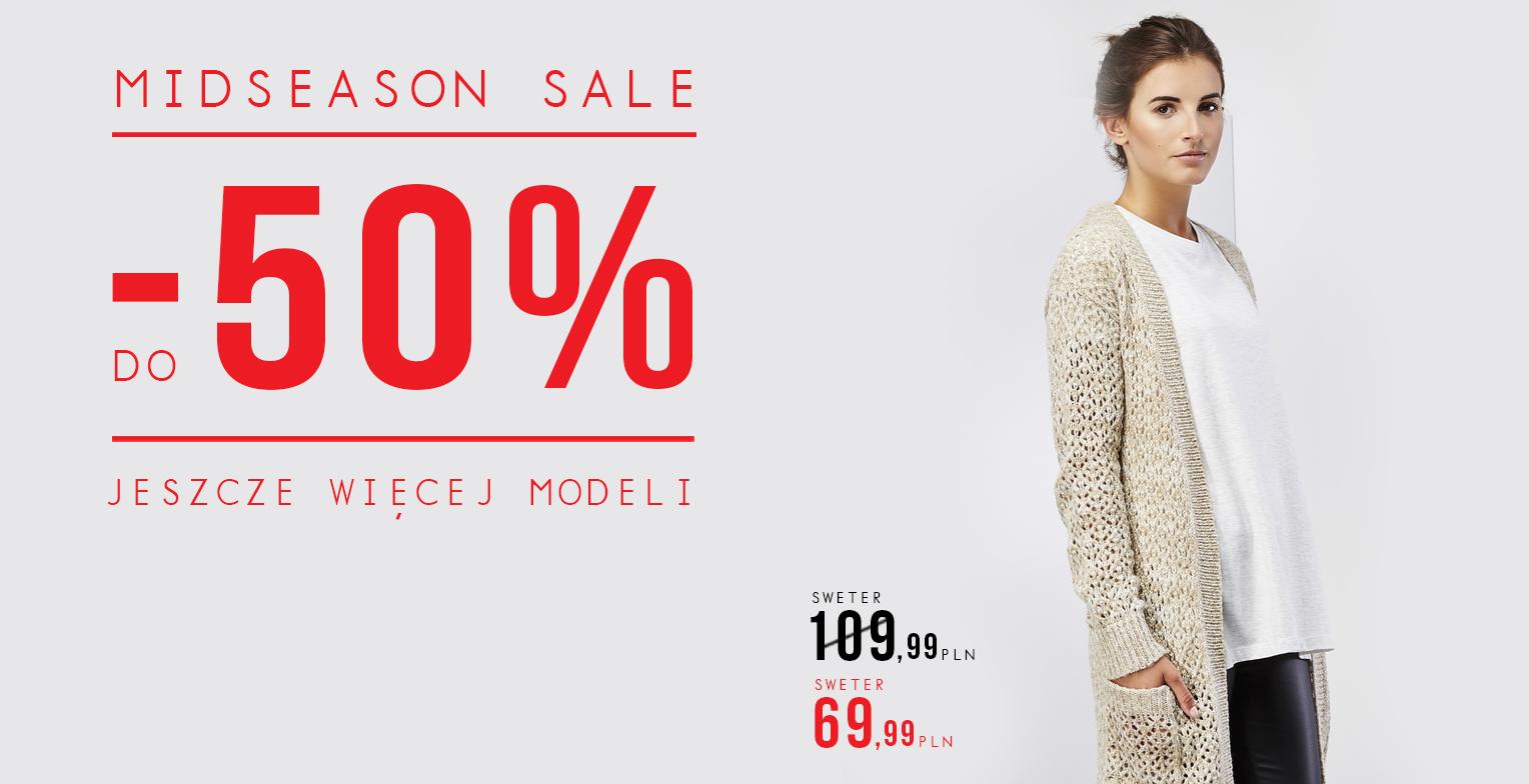 Moodo: Mid Season Sale do 50% zniżki