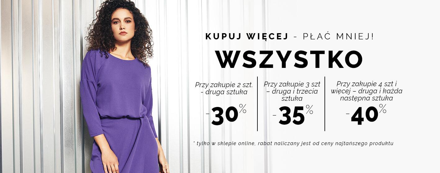 Moodo: do 40% zniżki na modną i nowoczesną odzież damską
