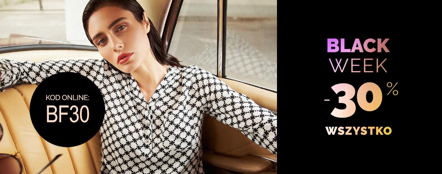 Moodo Moodo: Black Week 30% zniżki na modną i nowoczesną odzież damską