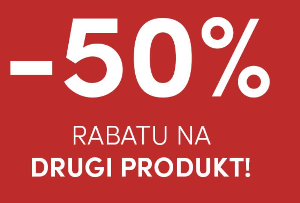 Mosquito: 50% zniżki na drugi produkt odzieży damskiej