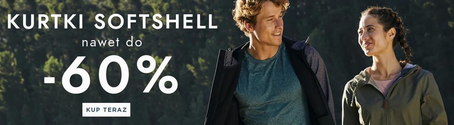 Mountain Warehouse: do 60% zniżki na kurtki SoftShell