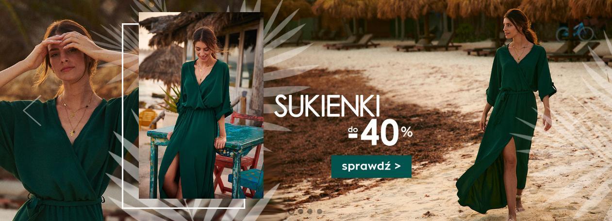 Naoko: do 40% rabatu na odzież damską