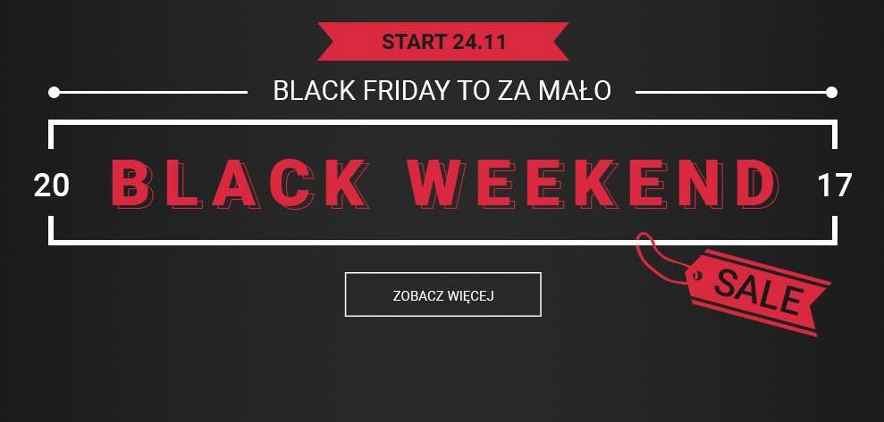 Neo24: Black Weekend wybrane produkty w niższych cenach