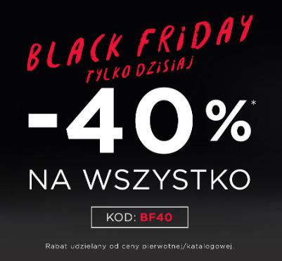 New Balance: Black Friday 40% zniżki na cały asortyment obuwia i odzieży sportowej                         title=