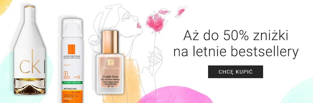 Notino: do 50% rabatu na letnie bestsellery kosmetyków i perfum