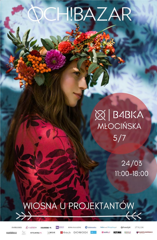 Targi mody Och! Bazar Warszawa 24 marca 2019                         title=