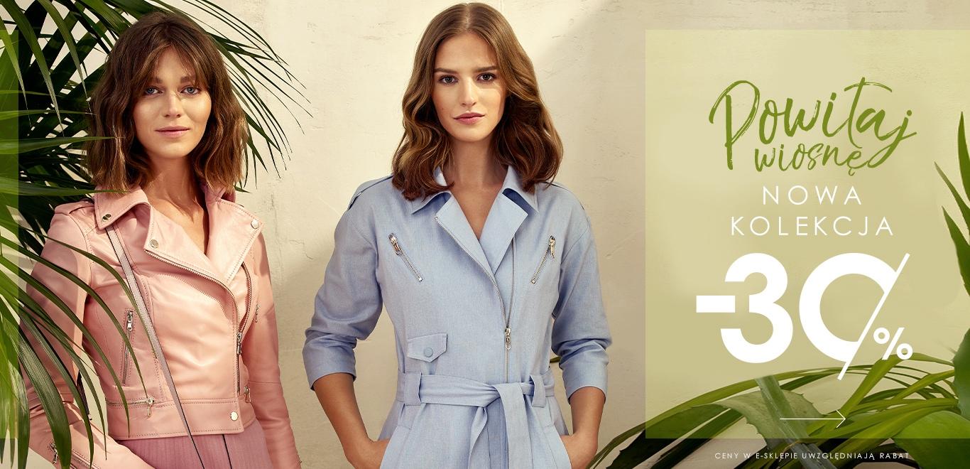 Ochnik: 30% zniżki na odzież damską z nowej kolekcji