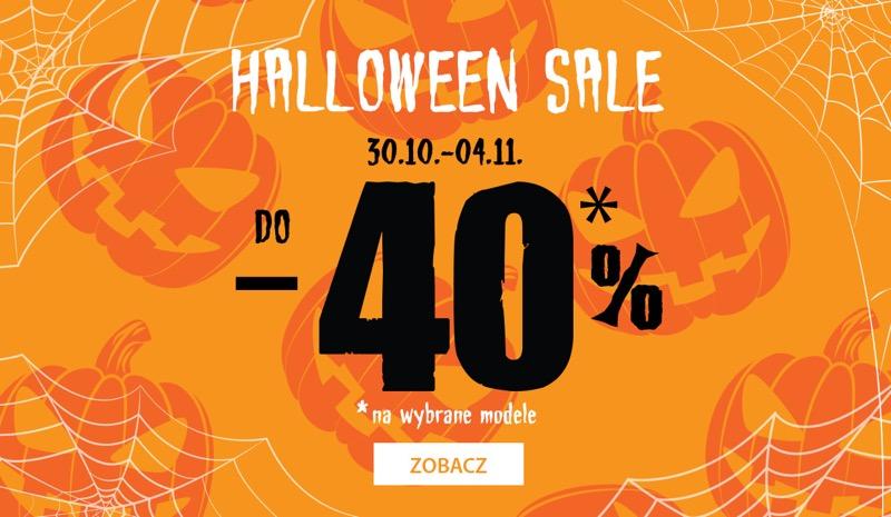 Office Shoes: wyprzedaż Halloween do 40% rabatu na wybrane modele obuwia z kolekcji damskiej, męskiej i dziecięcej