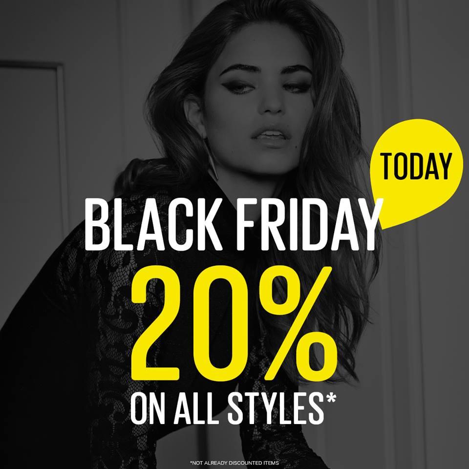 Black Friday w Only: 20% zniżki na cały asortyment                         title=