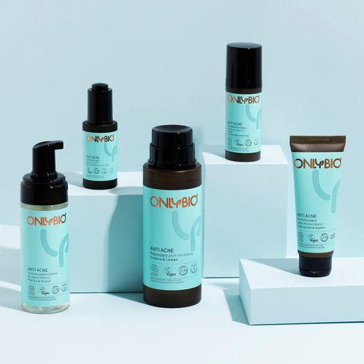 Hebe Hebe: 20% zniżki na nową serię kosmetyków OnlyBio