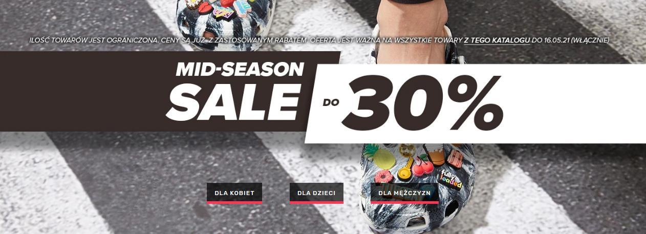 Open24 Open24: wyprzedaż do 30% zniżki na buty damskie, męskie oraz dziecięce