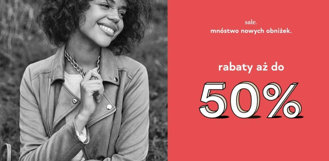 Orsay Orsay: wyprzedaż do 50% rabatu na odzież damską