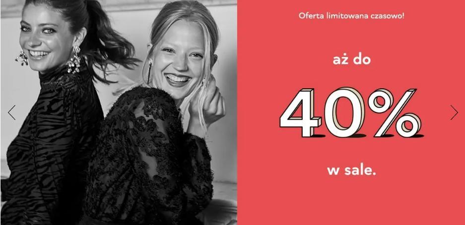 Orsay: wyprzedaż do 40% zniżki na odzież damską