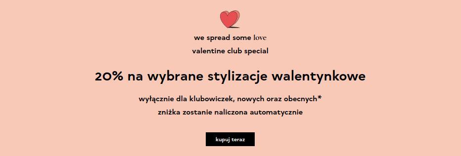 Orsay: 20% rabatu na odzież damską - dla nowych i obecnych klubowiczek