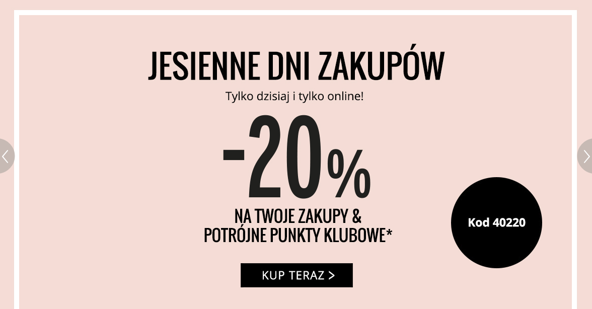 Orsay: 20% zniżki na odzież i dodatki