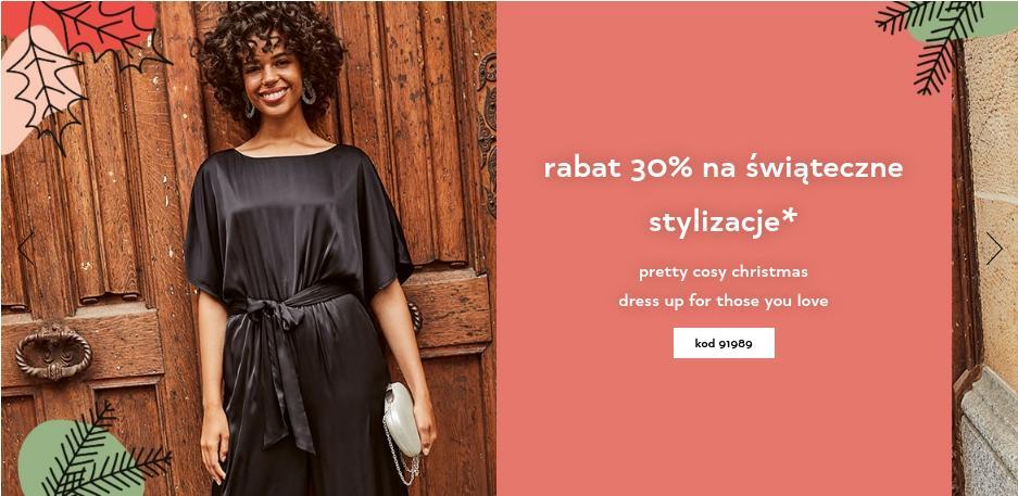 Orsay: 30% zniżki na świąteczne stylizacje