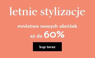 Orsay: do 60% rabatu na letnie stylizacje odzieży damskiej