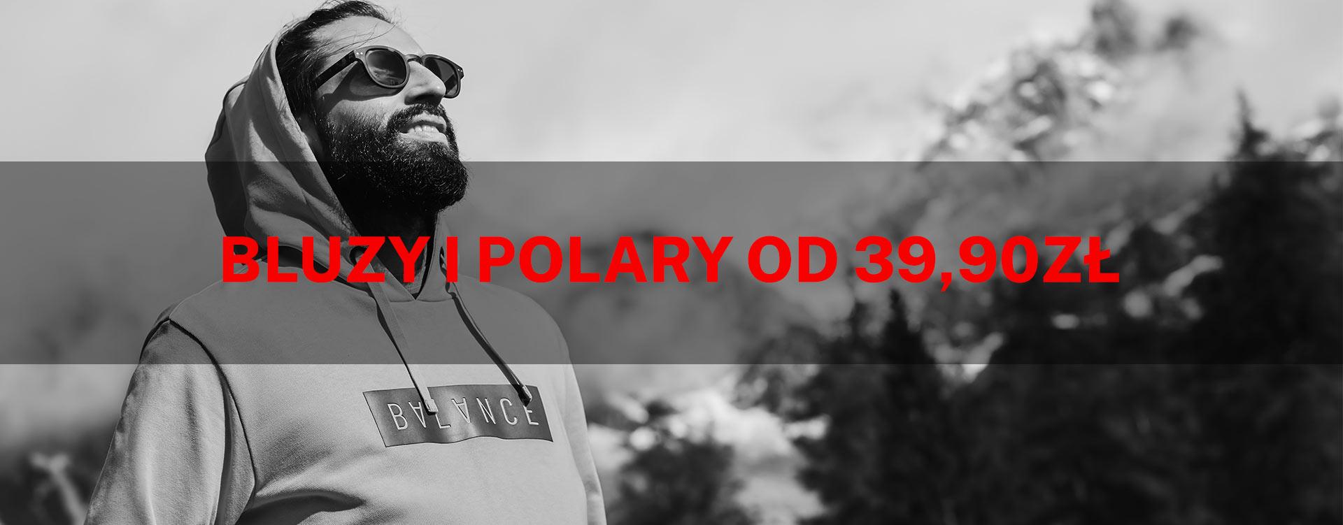 Outhorn: bluzy i polary od 39,99 zł