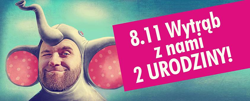2 Urodziny Outlet Park Szczecin 7-9 listopada 2014