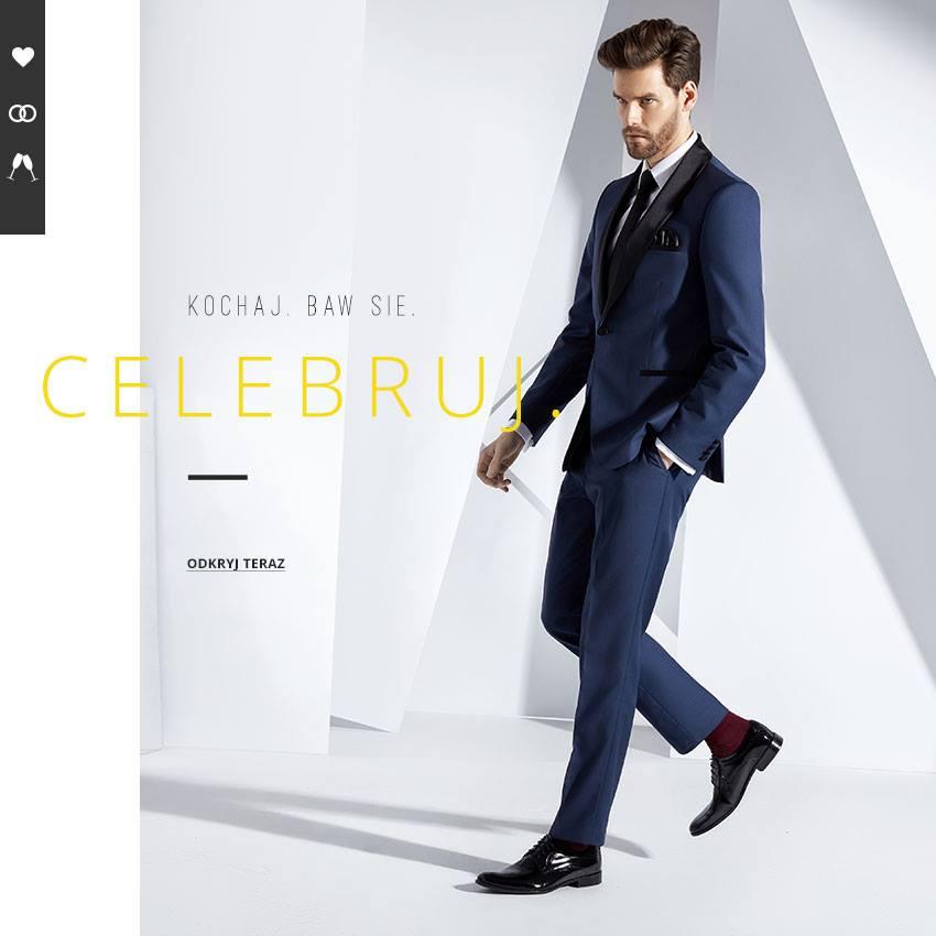 Pako Lorente: 50% zniżki na koszulę, krawat, pasek przy zakupie garnituru