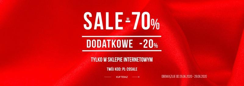 Pako Lorente: wyprzedaż do 70% zniżki i dodatkowe 20% na odzież męską