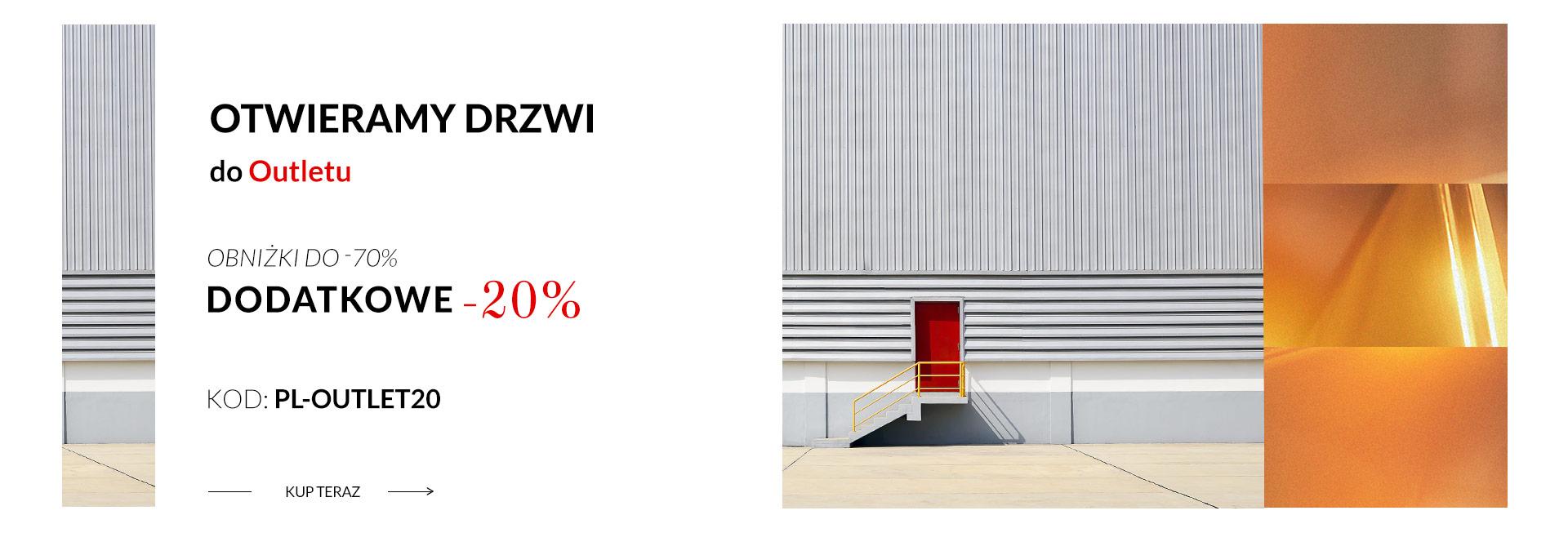 Pako Lorente: dodatkowe 20% zniżki na outlet odzieży męskiej do 70%