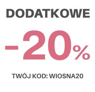 Pako Lorente: gwarantowane 20% zniżki na odzież męską oraz damską